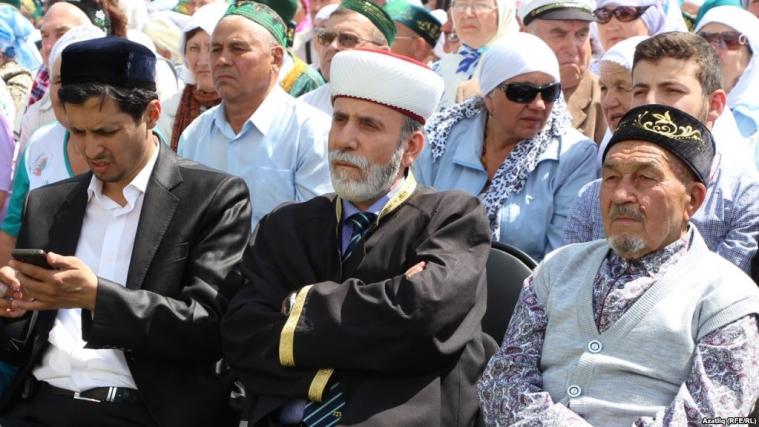 Минкультуры Украины отправило на доработку устав крымскотатарского муфтията