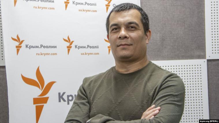 © Крым.Реалии. Еміль Курбедінов