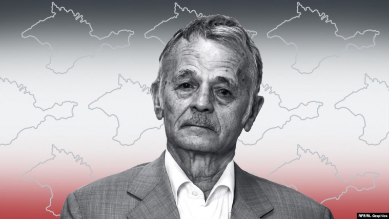 ©Крим.Реаліі: Лідер кримськотатарського народу Мустафа Джемілєв