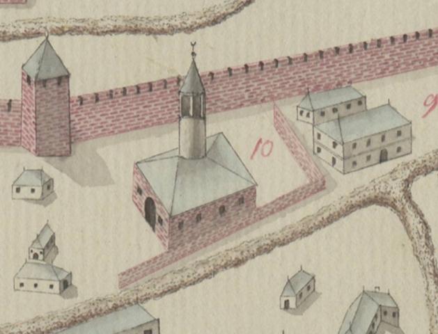 В Аккерманской крепости проведут раскопки древней османской мечети