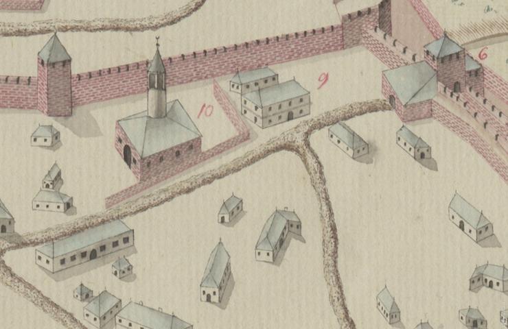 Аккерманська фортеця за часів Османської імперії