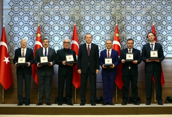 Кримський татарин отримав премію президента Туреччини