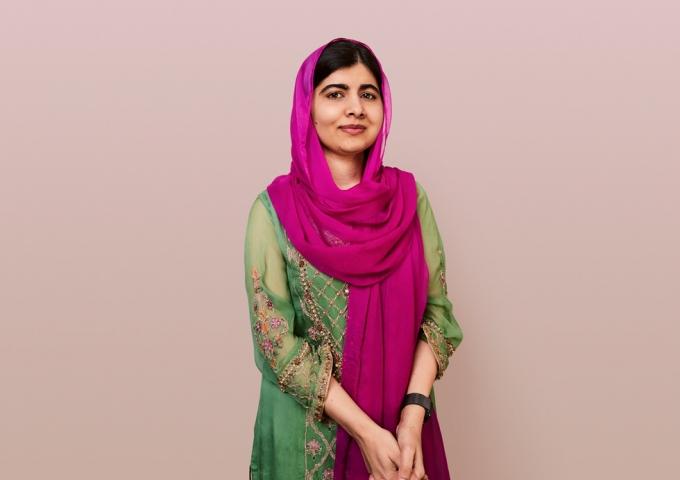 ©️ Apple: Пакистанська правозахисниця, лавреатка Нобелівської премії миру Малала Юсуфзай