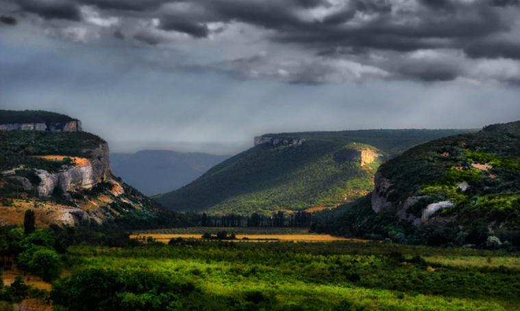 Кримські села без кримських татар