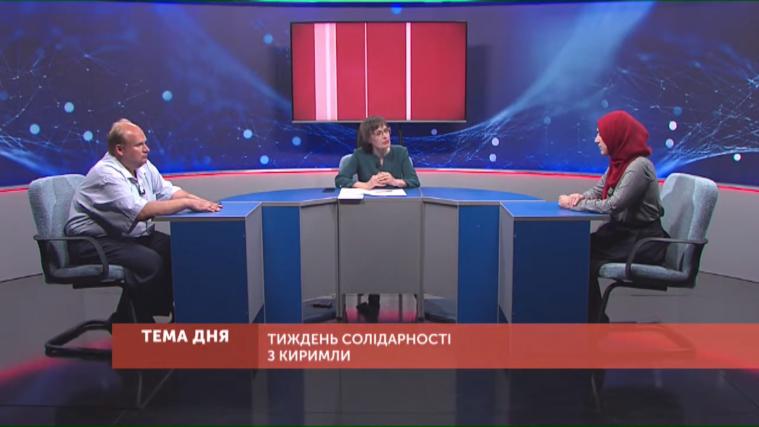 Ніяра Мамутова: 2014 рік справив потужний вплив на українську інтелігенцію, бо вже довелося подивитися на історію з іншого боку