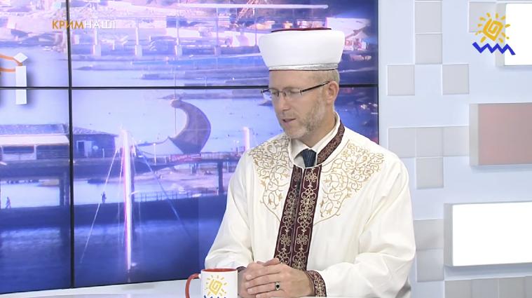 Саид Исмагилов: На оккупированных территориях оказалось две трети мусульман Украины