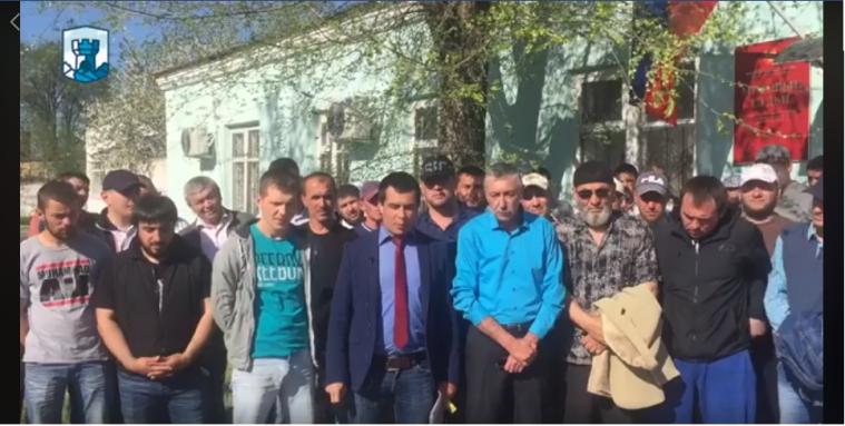 Кримські «суди» штрафують киримли як на конвеєрі ©️Кримська солідарність: Суд у справі Шевкета Раззакова