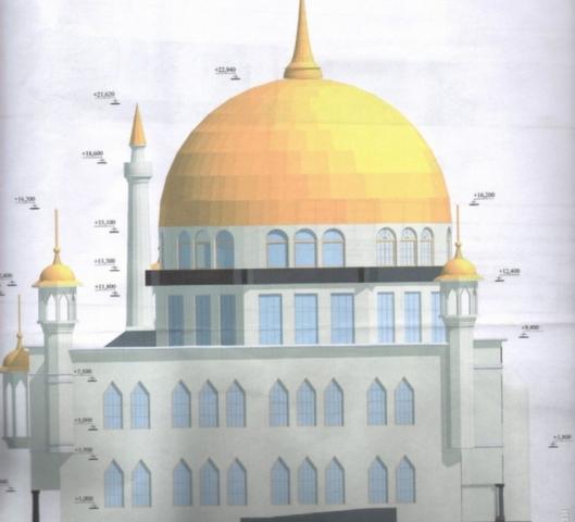 В Одесі розпочнуть будівництво ще однієї мечеті