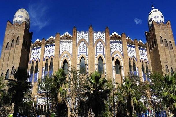 Мечеть, м. Барселона