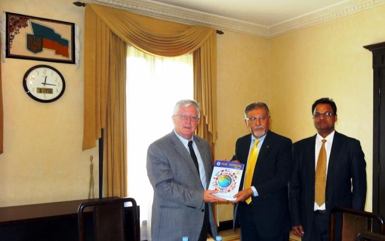 Україна допомагатиме модернізувати пакистанські залізниці