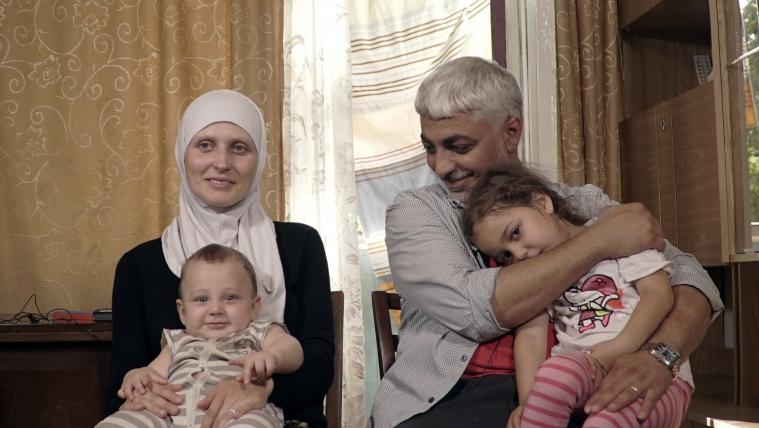 Типове становище нетипових біженців: як живеться сирійсько-українській сім'ї в Україні