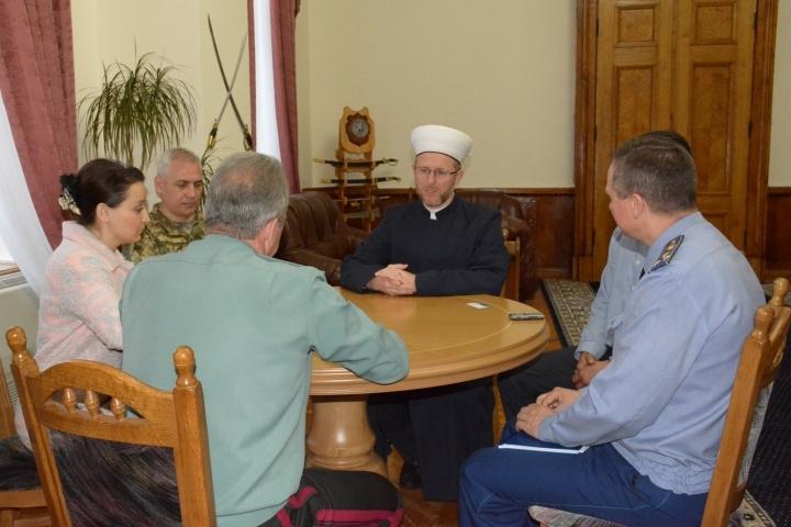 Серед капеланів в українському війську є й імами