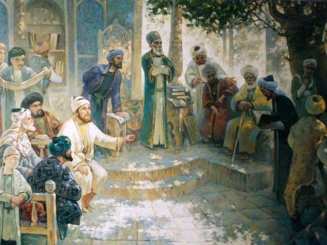 Ісламські мотиви у творчості М. В. Гоголя
