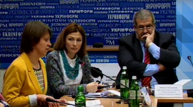 Еміне Джеппар закликала до захисту кримчан, незалежно від їхнього сприйняття Української держави