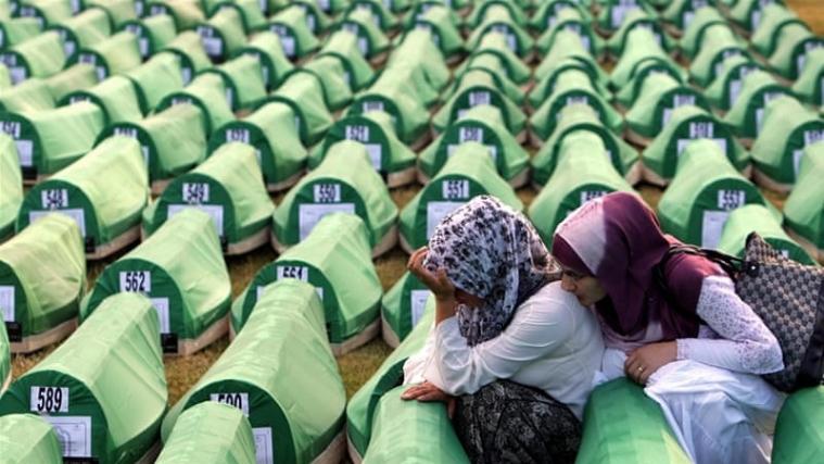 У Німеччинi затримали причетного до знищення боснійців-мусульман Милорада Обрадовича