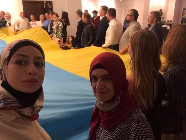 Мусульманки балотуються до міськради Запоріжжя