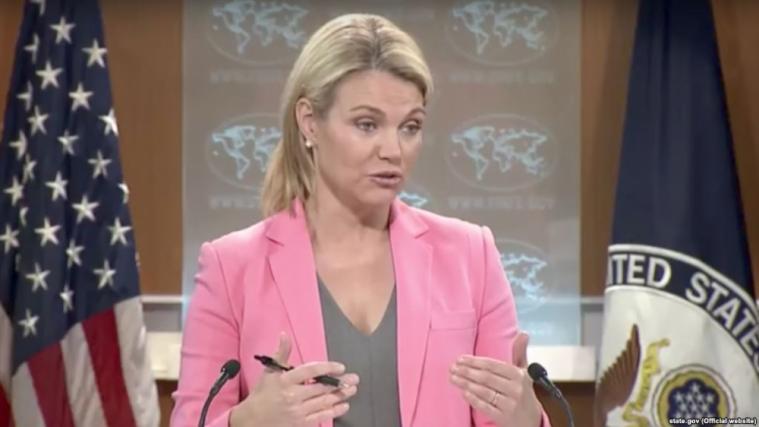 Сполучені Штати мають намір і надалі стримувати російську агресію стосовно України