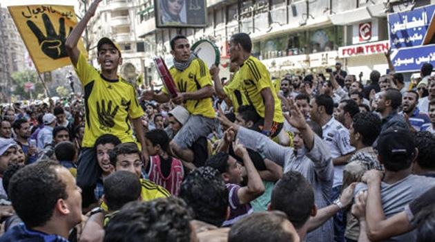 Акції протесту в Єгипті