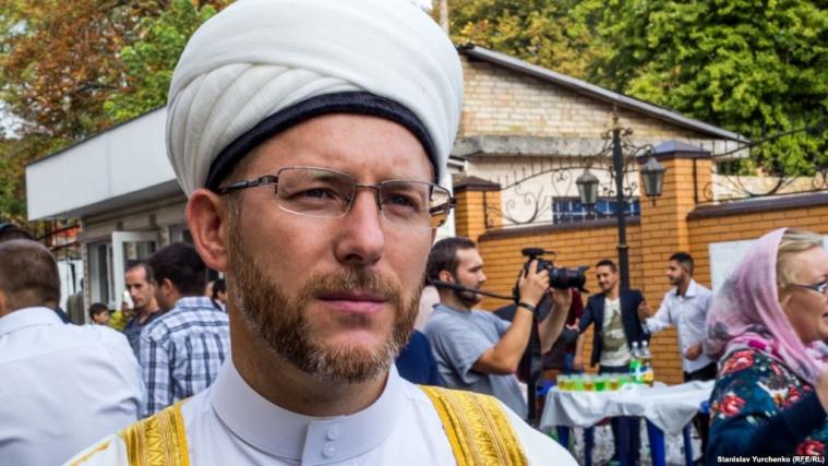 Председатель Духовного управления мусульман Украины Саид Исмагилов