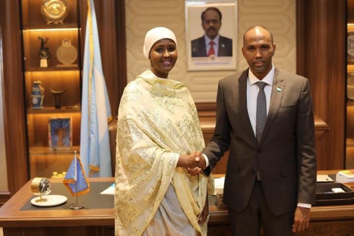 Пример Фадумо Касиб Даиб доказывает, что Сомали уже готова к женщинам-лидерам, ведь у них есть возможность бороться за победу