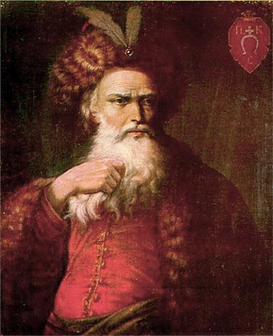 Гетман Петр Сагайдачный