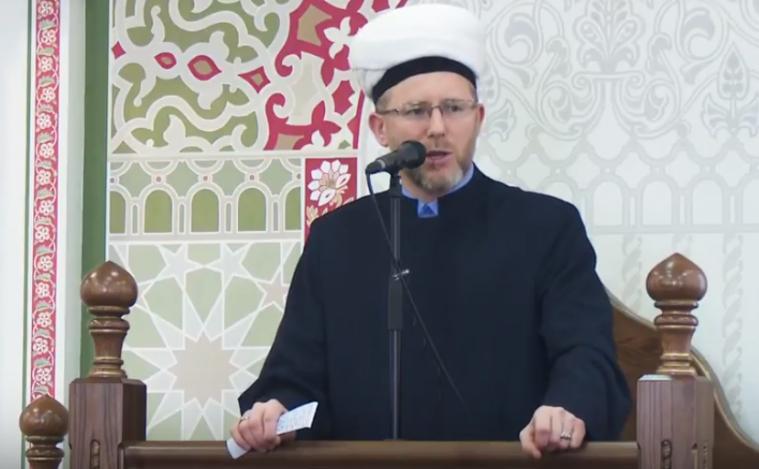 Бути гідними мусульманами і гідними громадянами України, — проповідь муфтія