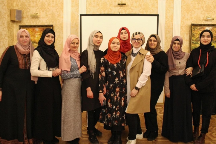 Пресслужба ДЕСС присвятила статтю шляхетній діяльності запорізьких мусульманок