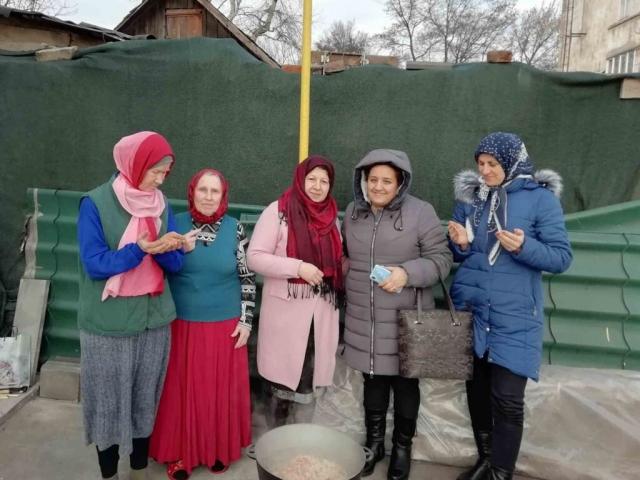 Госслужба по этнополитике — об общине мусульман «Единство» в Каменском