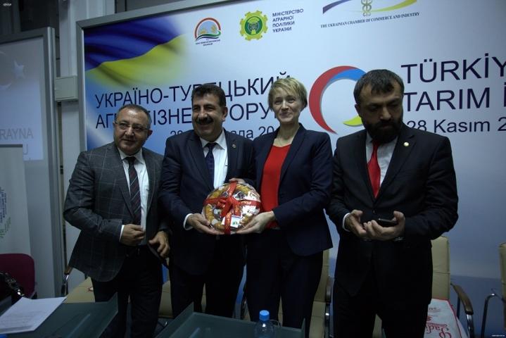 Договір про Зону вільної торгівлі — прекрасне майбутнє для українсько-турецьких відносин, — Рушен Четін