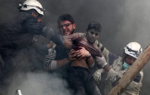 Сирійські «Білі каски» номіновано на Нобелівську премію миру