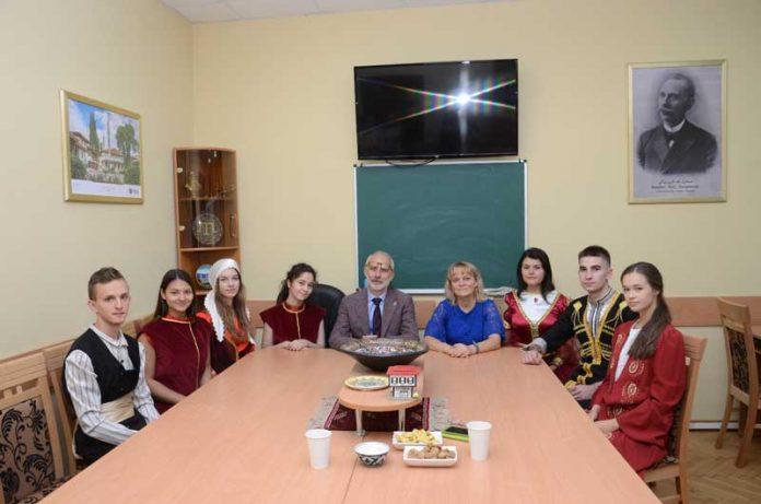 КНУ ім. Шевченка і турецький Університет Кастамону уклали договори про співпрацю