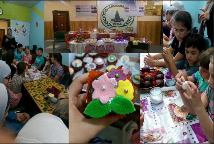 Сестры и дети харьковского центра «Аль-Манар»  в Рамадан молятся, учатся и совершают благие дела