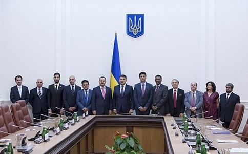 Україна поглиблює співпрацю з арабськими країнами