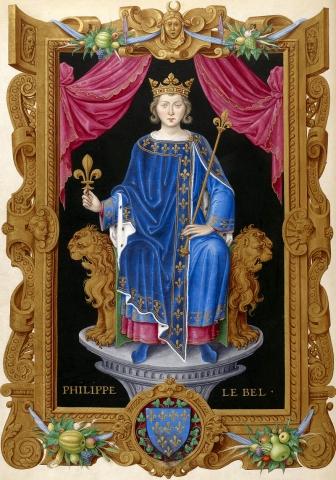 Король Филипп IV