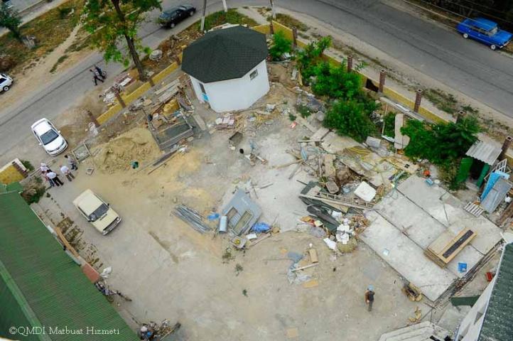 Мечеть в Красноперекопську вже вінчає мінарет