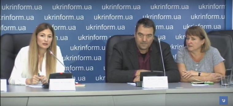 Презентован проект по созданию крымскотатарского молодежного парламента