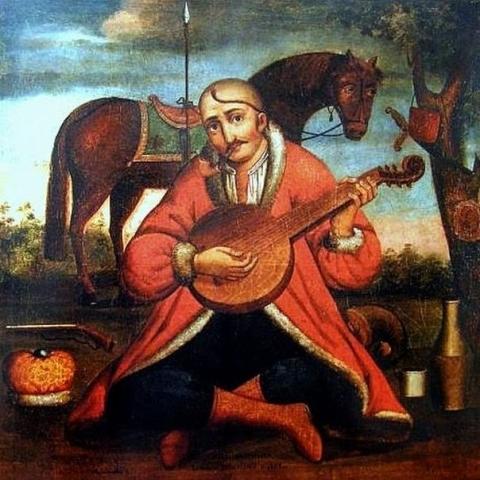 Тайны картины «Кaзaк Мaмай»