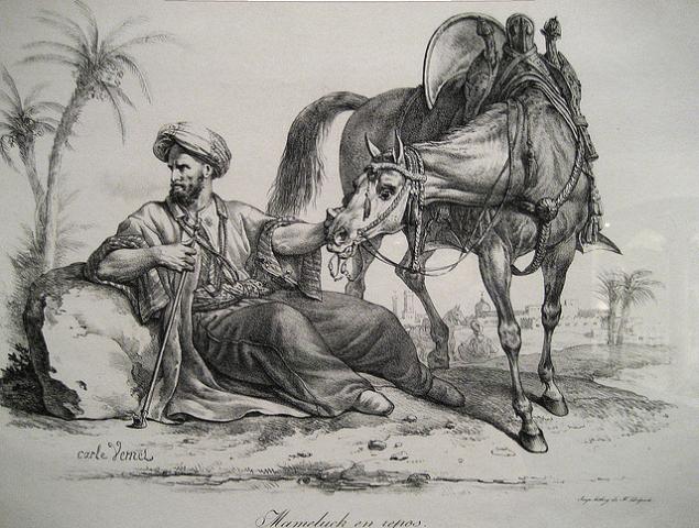 Мамлюкскій воїн