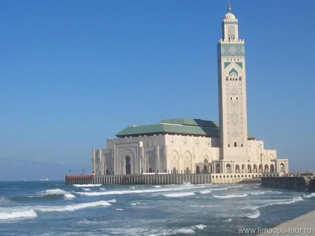 Мечеть в Касабланці