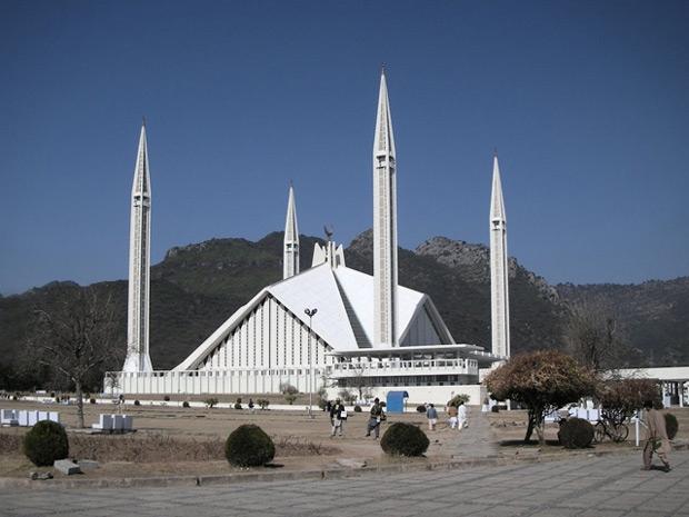 Мечеть, Пакистан