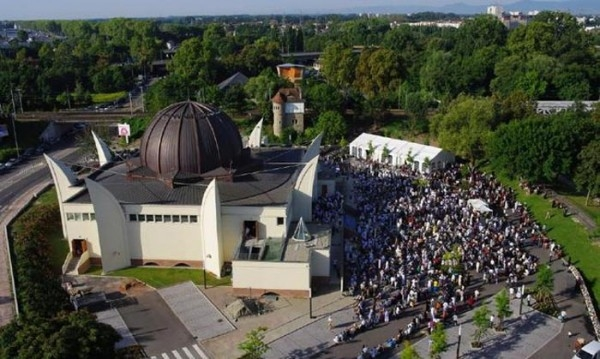 Мечеть, Франція