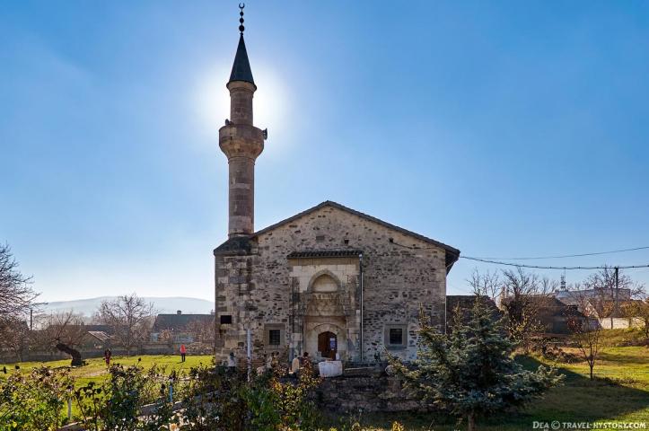 Мечеть Узбек-хана в городе Старый Крым