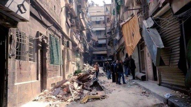 Українців евакуюють з Алеппо через Дамаск і Бейрут