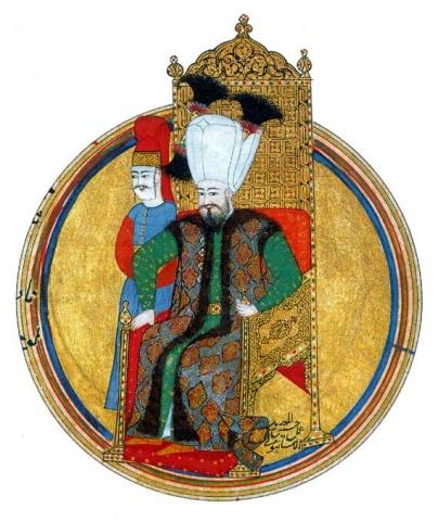 Османські клейноди гетьмана Дорошенка