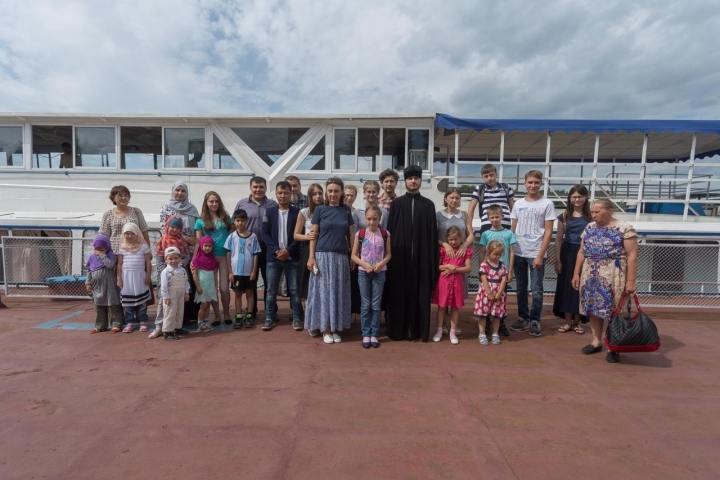 Духовне управління мусульман Башкортостану провело міжконфесійну зустріч для дітей