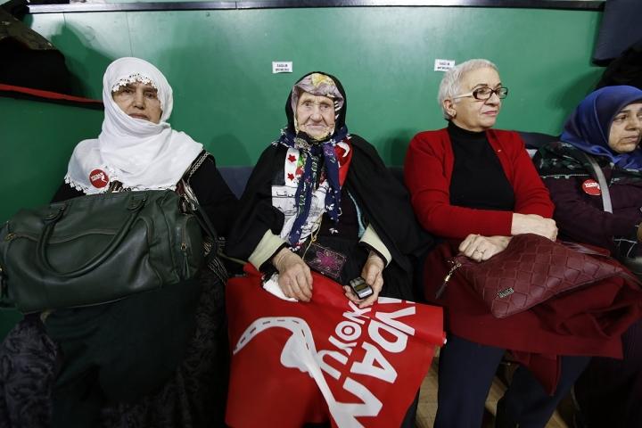 Подпишем петицию в защиту женщин-узниц сирийского режима!