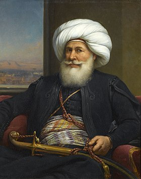 Мохаммед Алі - правитель Єгипту