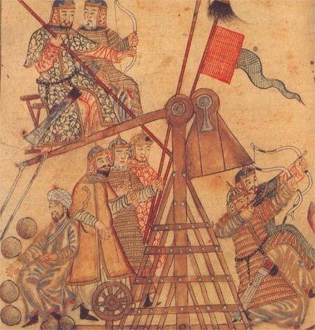 Кінна імперія великих завойовників