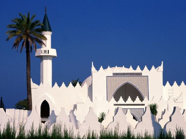 Мечеть, Іспанія