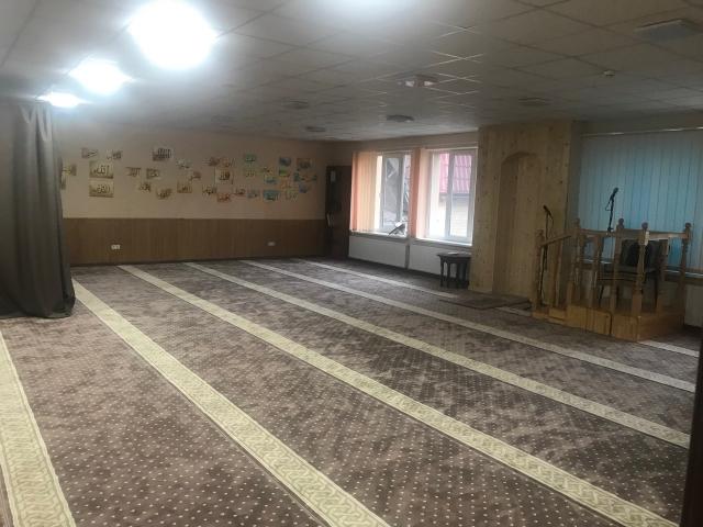 Мечеть у ісламському культурному центрі